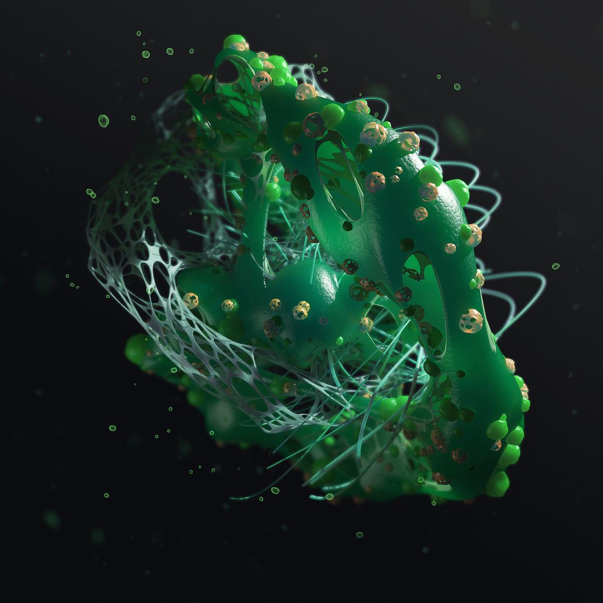 Eukaryo - Bioshap3d 3D project