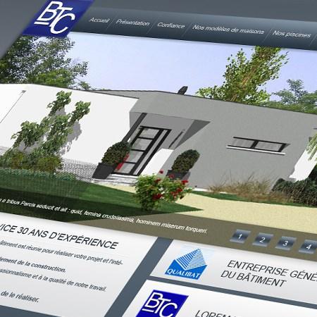 Agency Web design BTC 2012
