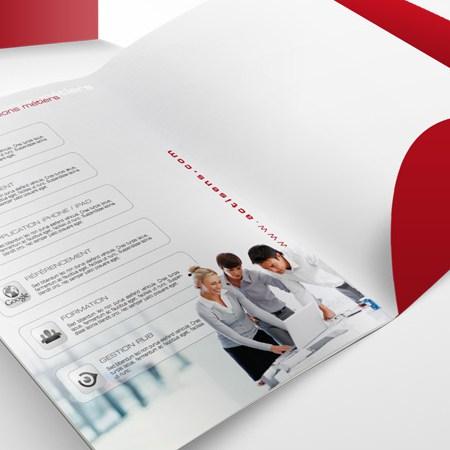 Communication agency prints 2012