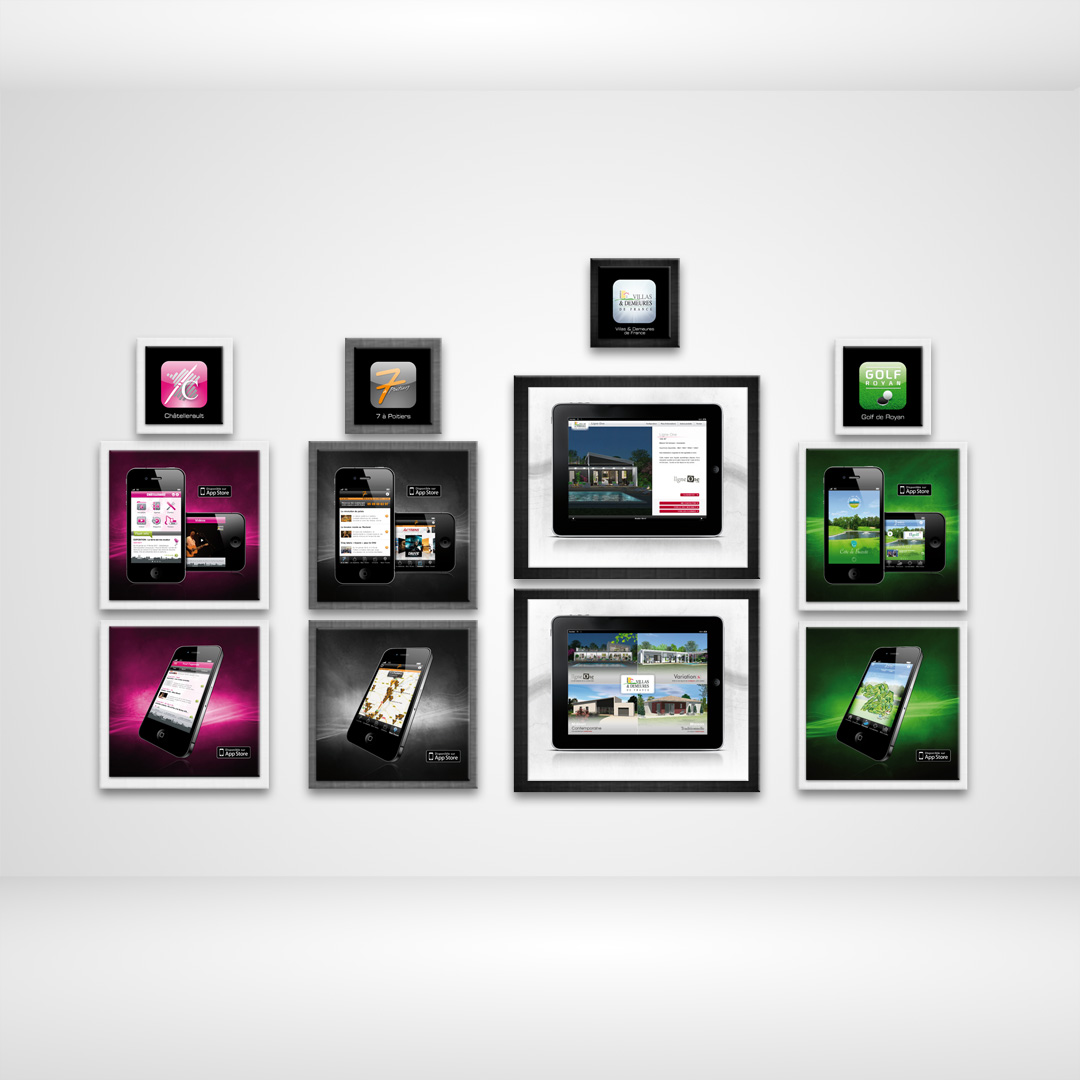 Actisens Print wall Pictures