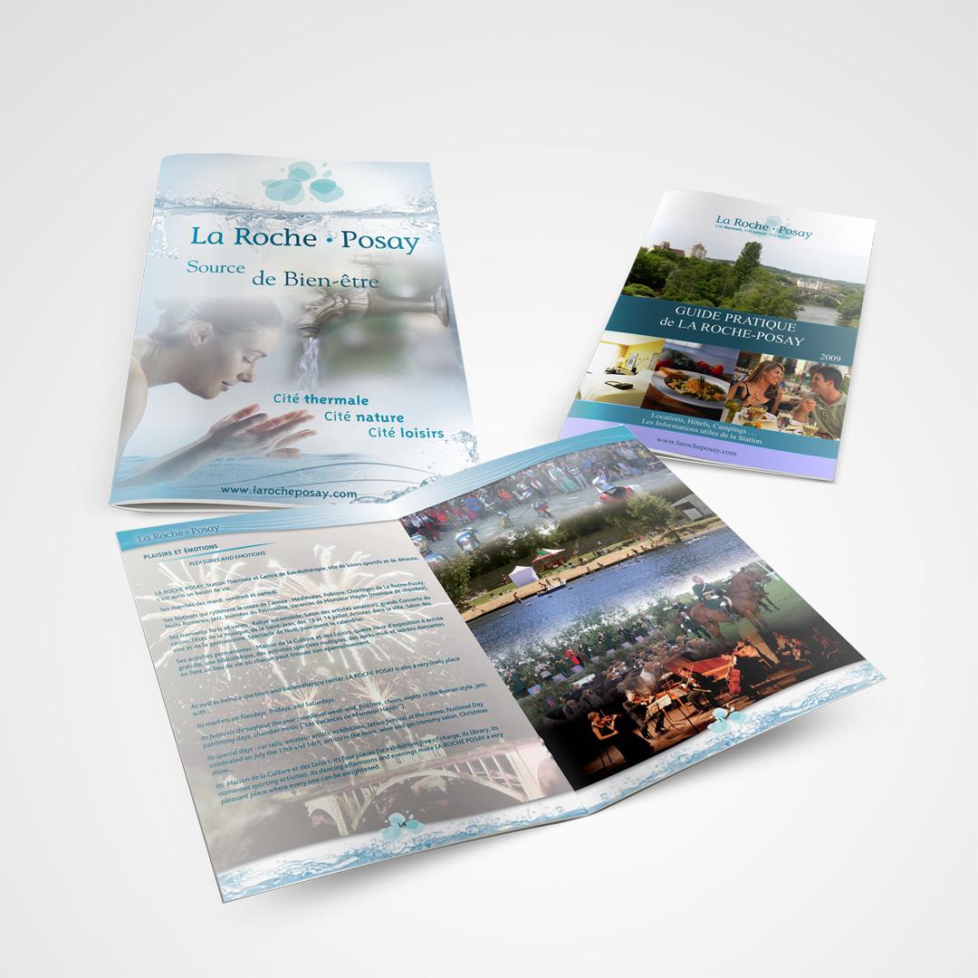 Brochures La Roche-Posay 2009