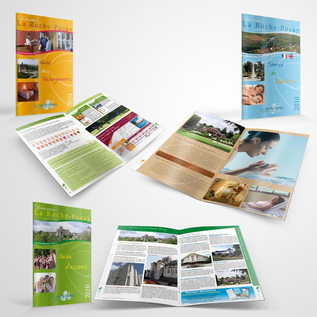 Brochures La Roche-Posay 2010
