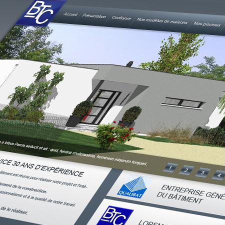 Web Design BTC