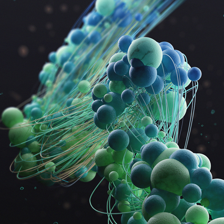 Bioshap3d 3D rendering