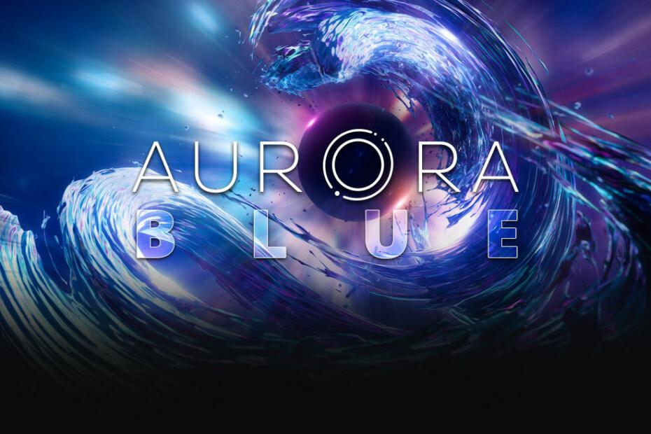 Project Aurora blue - Maxime des Touches elreviae